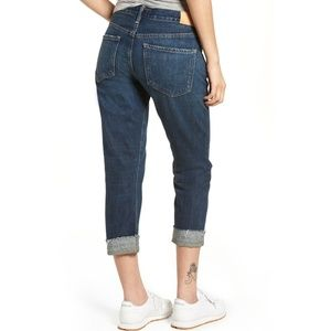 Citizens Of Humanity Jeans - Citizens of Humanity Emerson Crop Boyfriend Jeans